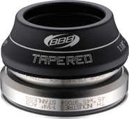 "Styrlager BBB Tapered IS42/28.6   IS47/33 (1 1/8-1 1/4"") 15 mm svart"